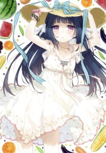 Rating: Safe Score: 104 Tags: dress kinoshita_ringo_(nourin) kippu nourin summer_dress User: Radioactive