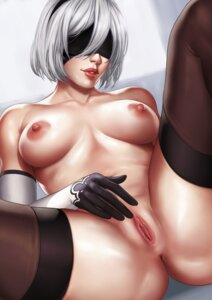 Rating: Explicit Score: 42 Tags: anus dandon_fuga naked nier_automata nipples pussy thighhighs uncensored yorha_no.2_type_b User: Anonymous