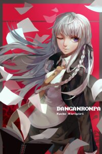 Rating: Safe Score: 7 Tags: dangan-ronpa kirigiri_kyouko lightofheaven User: Radioactive