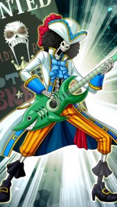 Rating: Safe Score: 4 Tags: brook guitar heels male one_piece tagme User: charunetra