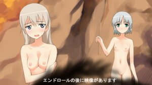 Rating: Questionable Score: 19 Tags: a1 eila_ilmatar_juutilainen initial-g naked nipples sanya_v_litvyak strike_witches User: Radioactive