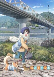 Rating: Safe Score: 12 Tags: jpeg_artifacts landscape saitou_ena tagme yuru_camp User: RyuZU