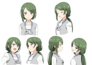 Rating: Safe Score: 13 Tags: character_design expression maki_makiko sora_to_umi_no_aida User: saemonnokami