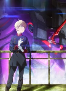 Rating: Safe Score: 20 Tags: aldnoah.zero male mecha slaine_troyard User: Spyps