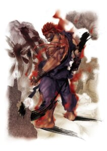 Rating: Questionable Score: 2 Tags: capcom ikeno_daigo male ryuu street_fighter street_fighter_iv User: Yokaiou