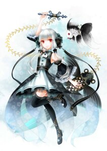 Rating: Safe Score: 31 Tags: stari thighhighs User: Zenex