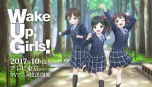 Rating: Safe Score: 20 Tags: atsugi_itsuka hayashi_ayumi morishima_otome seifuku wake_up_girls! User: saemonnokami
