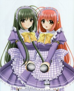 Rating: Safe Score: 6 Tags: houjyou_china houjyou_mina lovely_idol nishimata_aoi User: syaoran-kun
