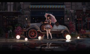 Rating: Safe Score: 60 Tags: gothic_lolita ibara_dance lolita_fashion neko thighhighs umbrella User: Mr_GT