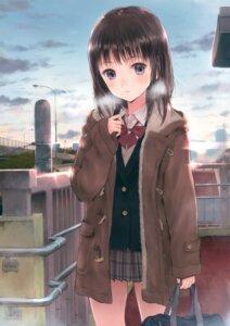 Rating: Safe Score: 71 Tags: fujita_hidetoshi seifuku yume_no_kakera User: Twinsenzw