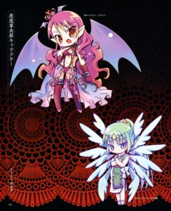 Rating: Safe Score: 15 Tags: amimi chibi wings User: petopeto