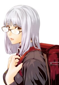 Rating: Safe Score: 32 Tags: hiramoto_akira megane prison_school shiraki_meiko User: Radioactive