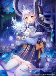 Rating: Safe Score: 14 Tags: gothic_lolita lolita_fashion nelf thighhighs User: Arsy