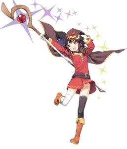 Rating: Questionable Score: 33 Tags: bandages dress kantoku kono_subarashii_sekai_ni_shukufuku_wo! skirt_lift thighhighs weapon witch User: edogawaconan