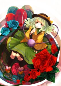 Rating: Safe Score: 10 Tags: awa_toka komeiji_koishi touhou User: Mr_GT