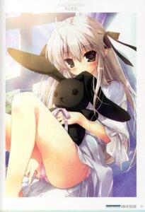 Rating: Safe Score: 35 Tags: chikotam k-books kasugano_sora pantsu string_panties yosuga_no_sora User: admin2