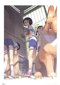 Rating: Safe Score: 6 Tags: gym_uniform takamichi User: Radioactive