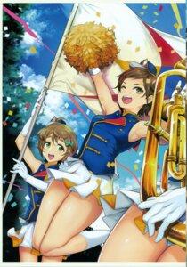 Rating: Safe Score: 13 Tags: cheerleader hibike!_euphonium katou_hazuki_(hibike!_euphonium) kawashima_sapphire nakasone_haiji screening User: Radioactive
