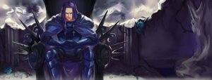 Rating: Safe Score: 10 Tags: berserker_(fate/zero) fate/stay_night fate/zero lancelot_(fsn) male rifsom User: Radioactive
