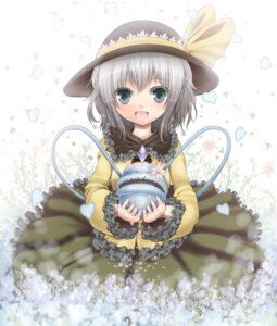 Rating: Safe Score: 14 Tags: komeiji_koishi lolita_fashion sumisu_(mondo) touhou User: Silvance