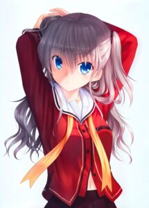Rating: Safe Score: 21 Tags: charlotte key na-ga seifuku tomori_nao User: marechal