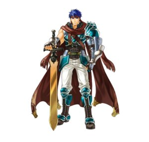 Rating: Questionable Score: 6 Tags: armor fire_emblem fire_emblem:_souen_no_kiseki fire_emblem_heroes ike kita_senri nintendo sword User: fly24