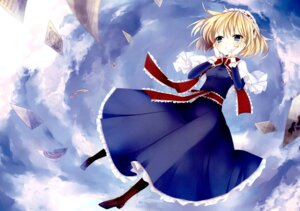 Rating: Safe Score: 12 Tags: alice_margatroid fixed matsuda_shima stripe2 touhou User: cosmic+T5