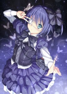 Rating: Safe Score: 67 Tags: chuunibyou_demo_koi_ga_shitai! d+d eyepatch lolita_fashion takanashi_rikka User: mahoru