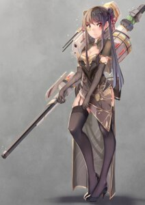 Rating: Safe Score: 34 Tags: chinadress cleavage heels stockings thighhighs weapon yumemi_(kiowa) User: Mr_GT