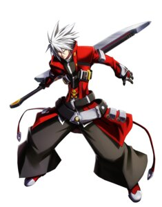 Rating: Safe Score: 7 Tags: blazblue male ragna_the_bloodedge sword User: Tongshadow
