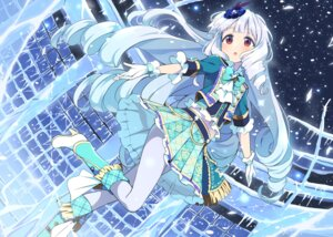 Rating: Safe Score: 35 Tags: aikatsu! aikatsu_stars! heels pantyhose shirogane_lilly wara User: Mr_GT