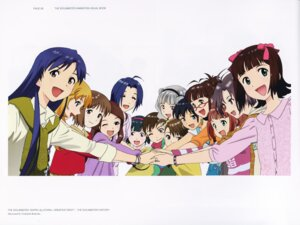 Rating: Safe Score: 8 Tags: kubooka_toshiyuki megane the_idolm@ster User: DDD