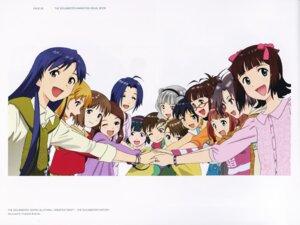 Rating: Safe Score: 8 Tags: kubooka_toshiyuki megane the_idolm@ster User: DDD