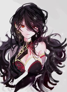 Rating: Safe Score: 51 Tags: annlin ara_haan cleavage elsword User: Mr_GT