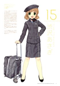 Rating: Safe Score: 4 Tags: jpeg_artifacts mibu_natsuki screening shibusawa_asagi tetsudou_musume uniform User: hirosan