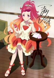 Rating: Safe Score: 16 Tags: aikatsu_friends! autographed dress hashiguchi_hayato tenshou_hibiki User: drop