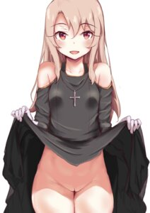 Rating: Explicit Score: 65 Tags: dress fate/kaleid_liner_prisma_illya fate/stay_night illyasviel_von_einzbern nopan pear_sauce pussy skirt_lift tagme uncensored User: Spidey