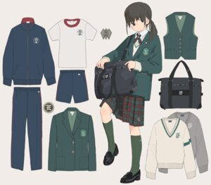 Rating: Safe Score: 21 Tags: gym_uniform kumanoi_(nichols) seifuku sweater User: Radioactive