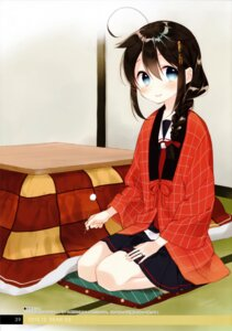 Rating: Safe Score: 15 Tags: japanese_clothes kantai_collection moni naoto seifuku shigure_(kancolle) User: kiyoe