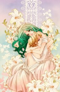 Rating: Safe Score: 16 Tags: kaiou_michiru sailor_moon sizh tenou_haruka yuri User: Radioactive