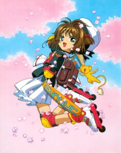 Rating: Safe Score: 4 Tags: card_captor_sakura kero kinomoto_sakura madhouse seifuku tagme User: Omgix