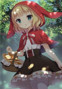 Rating: Safe Score: 21 Tags: animal_ears bunny_ears chitosezaka_suzu cosplay gochuumon_wa_usagi_desu_ka? kirima_sharo legato little_red_riding_hood_(character) pantyhose User: Radioactive