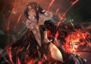 Rating: Questionable Score: 20 Tags: avamone blood consort_yu_(fate/grand_order) fate/grand_order no_bra nopan User: RyuZU