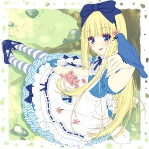 Rating: Safe Score: 37 Tags: alice alice_in_wonderland dress sayori User: Aurelia