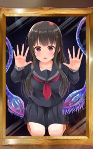 Rating: Safe Score: 24 Tags: aibumi seifuku tentacles User: Mr_GT