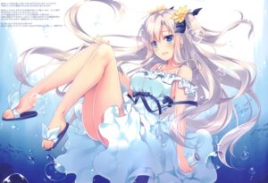Rating: Safe Score: 41 Tags: dress frac motomiya_mitsuki summer_dress User: kiyoe