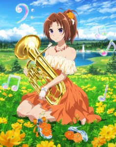 Rating: Safe Score: 60 Tags: dress hibike!_euphonium landscape nakagawa_natsuki User: Hazx