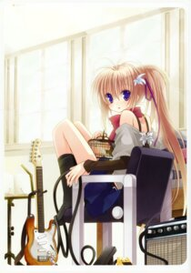 Rating: Safe Score: 29 Tags: guitar kannon_ouji neuromancer. User: fireattack
