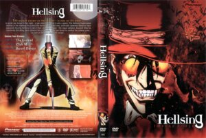 Rating: Safe Score: 3 Tags: alexander_anderson alucard disc_cover hellsing male User: Radioactive