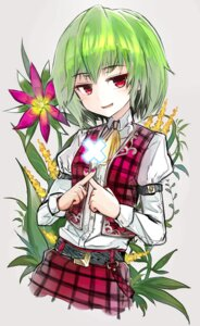 Rating: Safe Score: 22 Tags: kazami_yuuka kusakanmuri touhou User: Mr_GT